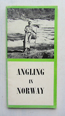 Angling in Norway 1958