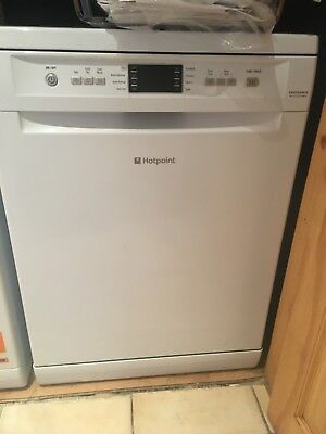 Hotpoint experience dishwasher in good working order