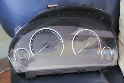 BMW F10 facelift F25 etc Speedo speedometer Cluster KMH 6831695 NEW & Genuine
