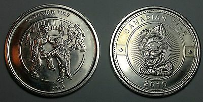 2010 Canadian Tire $1 Tokens, Canada, collectible