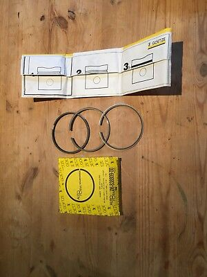 Ford Piston Ring Set To Suit Escort 1600