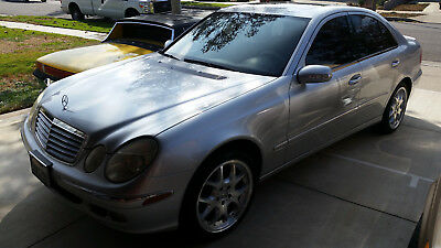 2006 Mercedes-Benz E-Class  2006 Mercedes Benz E350