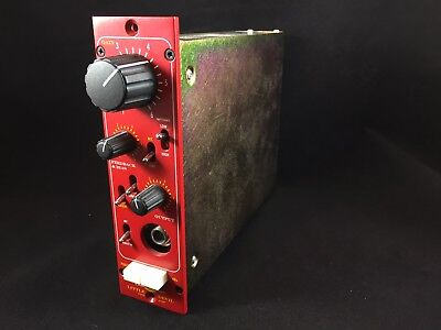 Chandler Limited Little Devil Microphone Preamp (500-Series)