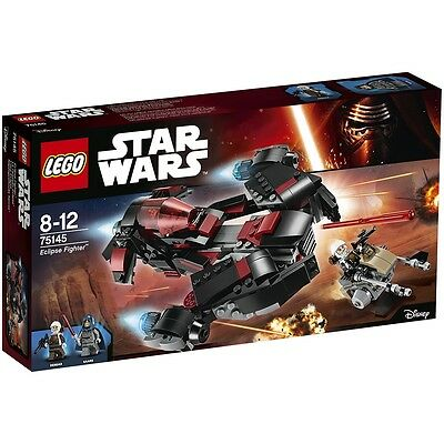 (damaged box) LEGO STAR WARS 75145 Eclipse Fighter
