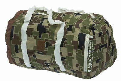 Puma Pack Away Barrel Bag 071659-03