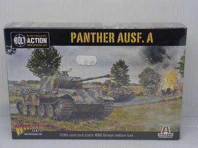 Bolt Action Tabletop - Panther Ausf. A Box - NEU/OVP