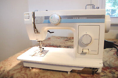 Janome New Home Classmate S-650 Sewing Machine