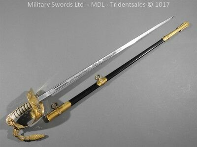 Royal Air Force Officers RAF ER 2 Sword by Wilkinson