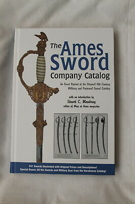 American The Ames Sword Catalogue Reference Book