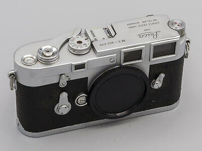 Leica M3 Double Stroke MADE IN GERMANY body only.