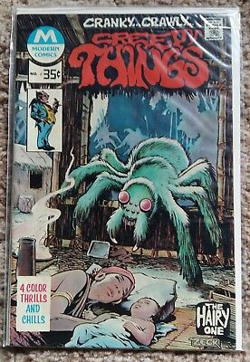 Modern Comics - Creepy Things #6 - Bronze Age