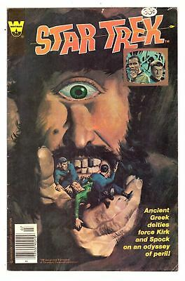 Star Trek #53 VG (4.0) Whitman Comic 1978