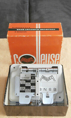 colleuse film Marguet BN8B 8mm et super8