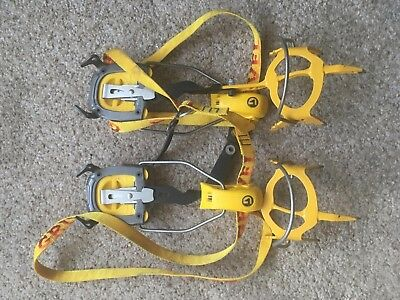 grivell G20 Crampons used once in excellent condition