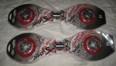Street Surfing The Wave WH02-R Replacement Skateboard/Snowboard Wheels