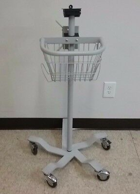 Welch Allyn Roll Stand Patient Vital Signs Monitor