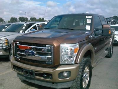 2012 Ford F-250 KING RANCH 2012  FORD  F250 4X4 CR  KING RANCH