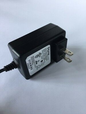 iHome AS190-075-BA200 7.5V 2.0A -(+) AC Power Adapter For Select iHome Models