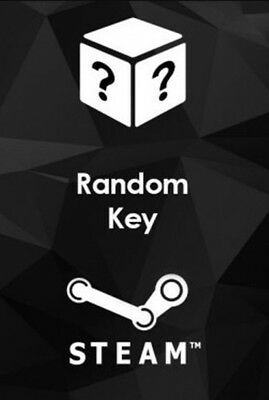10 Random Steam CD Keys for PC - Games up to £49.99 - GREAT STEAM VALUE!