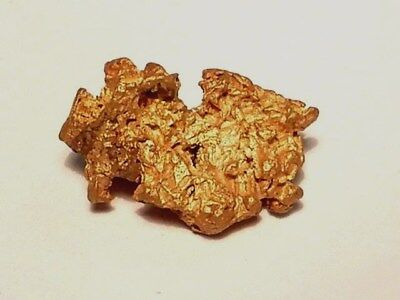 Australian Gold Nugget 2.92 grams