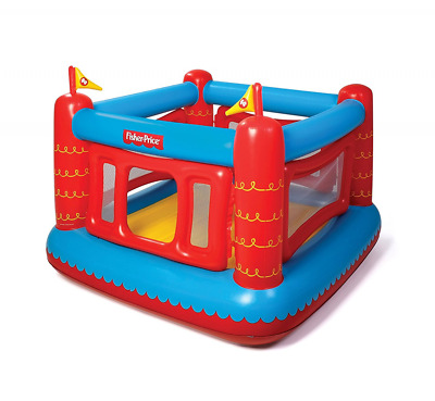 Fisher-Price Bouncetastic Inflatable Bouncer