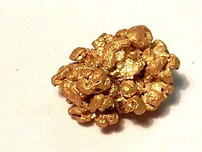 Australian Gold Nugget 1.53 grams
