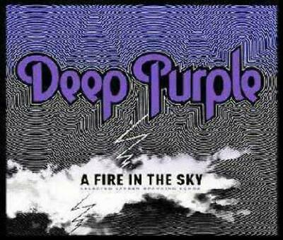 Deep Purple - A Fire In The Sky - Selected Career-Spanning Songs (Cd)