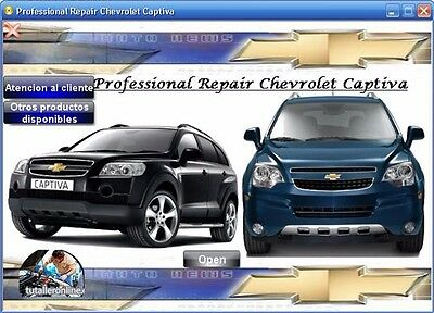 Workshop manual or repair manual professional mazda 5 2005 2007 workshop manual or repair manual chevrolet captiva captiva sport 2009 2011 fandeluxe Image collections