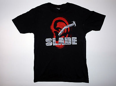 Vintage Original SLADE Shirt Rare Till Deaf Do Us Part 1981-1982 L