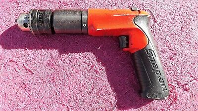 "Snap-On *excellent!* Pdr5000 ""new Style"" 1/2"" Heavy Duty Air Drill!"