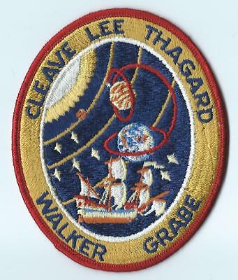 Nasa Space Shuttle Sts-30 Mission Patch