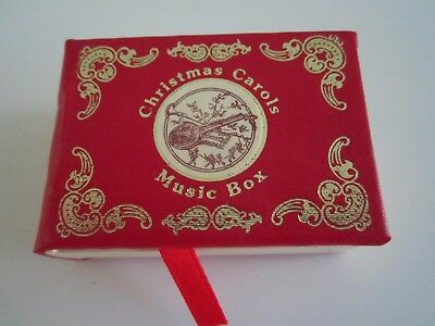 American Girl SAMANTHA Christmas Carols Music Box   90's Original