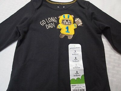 Jumping Beans Infant Boy's One Piece, Size 3 Months