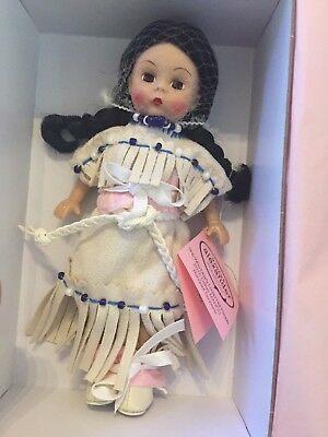 Madame Alexander 2015 doll. SHE WHO DEARLY LOVED HER PEOPLE - Dallas MADC NRFB!