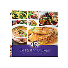 Celebrating Chicken Cookbook - by LA Weight Loss