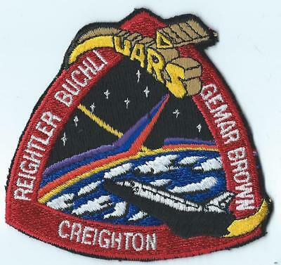 Nasa Space Shuttle Sts-48 Mission Patch