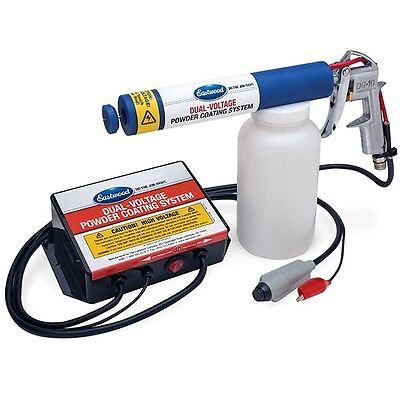 Eastwood Dual Voltage Powder Coating System #11676 New
