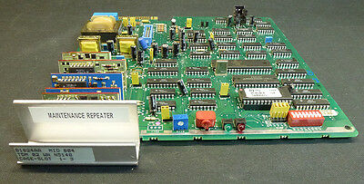 Motorola Centracom BIM Board - Interface Card BLN6654D25 Radio Communication HAM