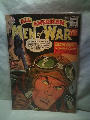 All American Men of War DC Comics issue 84