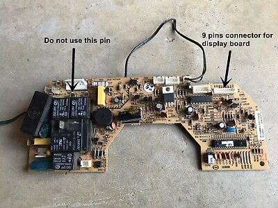 TCL Air Conditioner Indoor Main Control Board PCB