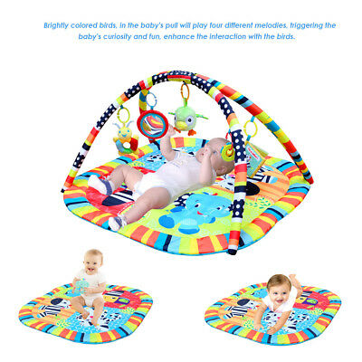 2017 Baby Mobile soft Space Toy Play Mat Activity Symphony Motion Gym Xmas Gift