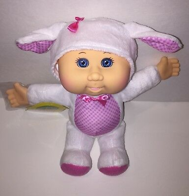 Cabbage Patch Kids Cuties Farm Friends Shelby Sheep ~ Brand New With Tag