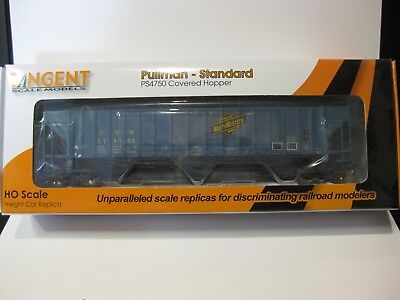 Tangent Scale Models Pullman - Standard Ps4750 Cnw #173561 Ho High End Replica