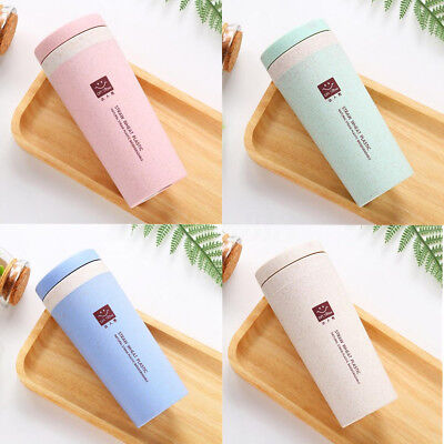 300ML Creative Travel Thermos Vacuum Cup Mug Thermal Flask Travel Water Bottle