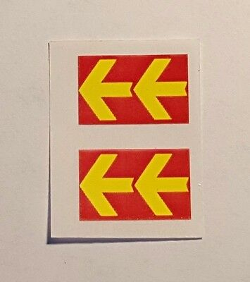 """Britains Truck """"britains 9582 Iveco Flatbed Truck"""" Decals/stickers"""