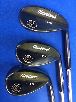 Cleveland CG15 Wedge Set 52/56/60
