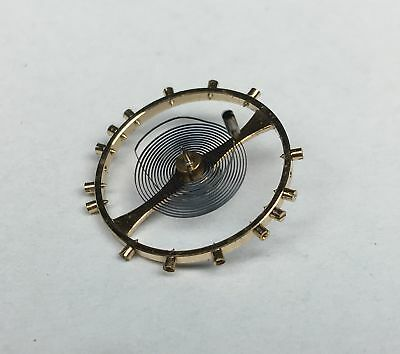 Complete Balance for Caliber Universal Genève 285 New Old Stock ca. 1960