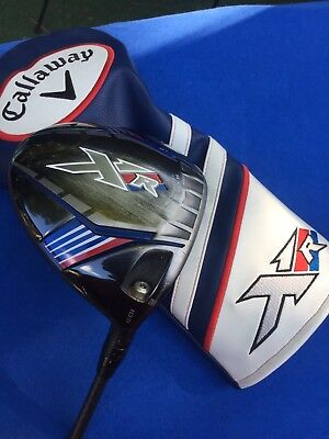 Callaway XR 10.5 Deg Driver Project X LZ 5.5 Regular