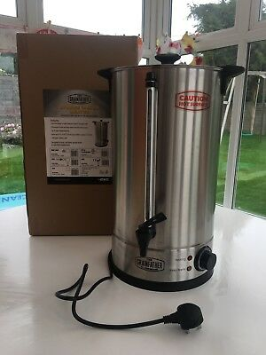 Grainfather Stainless Steel Sparge Water Heater All Grain Home Brew Beer Urn