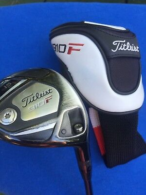 Titleist 910F 15 Deg Fairway 3 Wood Diamana Kai'li Stiff